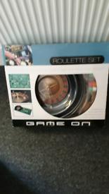 BNIB roulette game