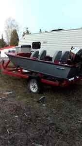 À vendre bateau 14 pieds