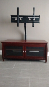 """Tech Craft  48"""" media unit with TV stand"""
