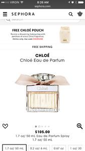 Chloe 50ml Perfume