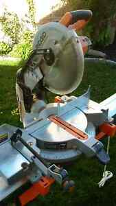 "Miter Saw - 12"" RIDGID Compound Miter Saw (Saw Stand Available) Kitchener / Waterloo Kitchener Area image 2"