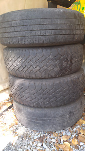 Tires and rims 175/65/14