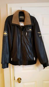 New with Tags. Sz XL Men's Camero Leather Jacket