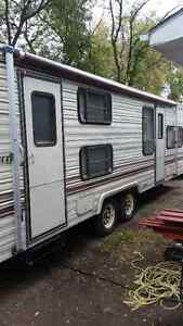 26 ft. Camper-payments considered