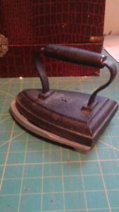 Cast Iron and stand