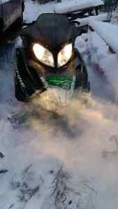 Arctic cat 2008 M8 800