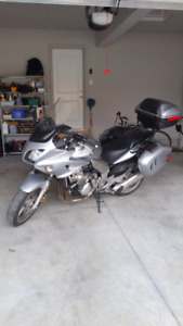 Mint Like New 2008 CBF1000