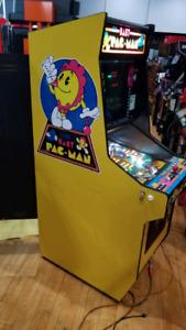 Baby Pacman pinball / arcade