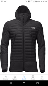 MEN'S THE NORTH FACE UNLIMITED DOWN JACKET