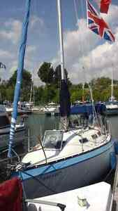 Sailboat CS 27 for sale