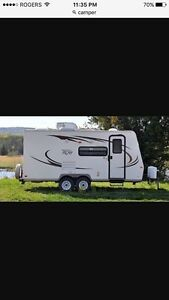 Looking to RENT a camper for 5 days in August