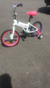Doodle bike 16 inch New condition 60.