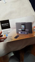 Sony Make Believe docking station with remote