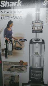 New Shark Vacuum Cleaner