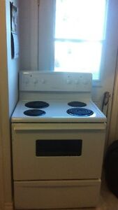 Stove and Fridge for Sale