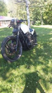 moto bobber yamaha maxim xj 1100cc
