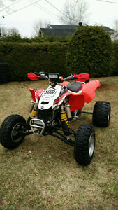 Can am ds450 comme neuf