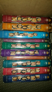 All the Friends seasons on dvd