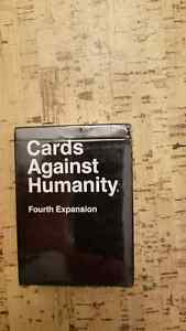 Cards Against Humanity 4th Expansion Pack West Island Greater Montréal image 1