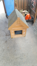 Free dog kennel