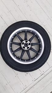 Roue pneus
