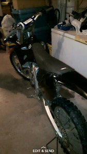 Yzf250 PRICE DROP NEED GONE