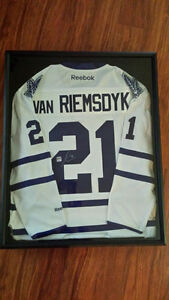 Toronto Maple Leafs James Van Riemsdyk Signed Autographed Jersey
