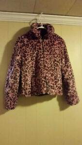 Reversible Children's Winter Coat/Jacket