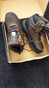 STEEL  TOE  BOOT  FOR MEN'S  SHOSE  NEW ONE