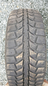 Used Uniroyal Tiger Paw ICE & SNOW winter tires $15!!