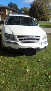 2004 Chrysler Pacifica Minivan, Van