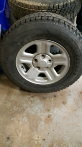 Jeep winter tires