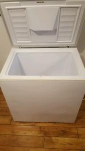 Small freezer chest