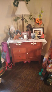 ANTIQUE DRESSER/CUPBOARD - BEAUTIFUL PIECE St. John's Newfoundland image 4