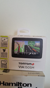 Brand New SEALED TomTom 1505M Car GPS, this item is 100% new,Mo