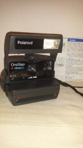 Vintage Polaroid OneStep Camera