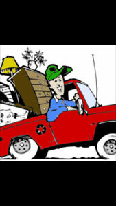 LOADS TO DUMP, JUNK REMOVAL-WE DO ALL THE WORK!! SAVE $$ CALL US