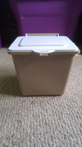 Never Used Small Compost Bin