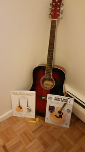 Acoustic Guitar and cord books