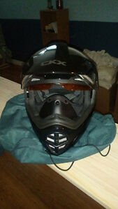 Snowmobile helmet men's large Peterborough Peterborough Area image 2