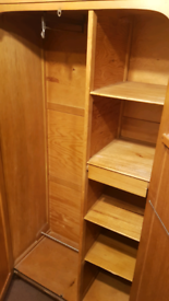 ANTIQUE Solid Wood Wardrobe