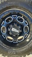 4 NEW MOTO METAL RIMS WITH NEW BFG ALL TERRAIN T/A LT285/65/18