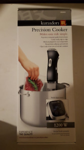 Kuraidori Precision Cooker NEW