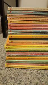 Baby sitter club books