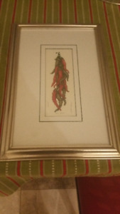 2  Ideal prints for the KITCHEN Titled Hot Stuff & Breath Taking
