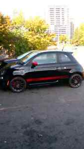 2014 Fiat 500 abarth turbo