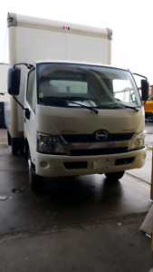 2013 Hino 195 low km. Very clean