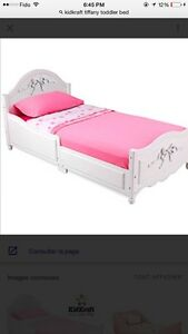 Toddler bed new With mattress