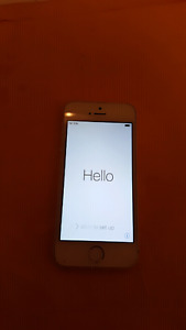 Unlocked  IPhone 5s for sale