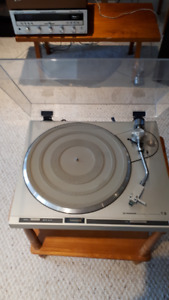 Pioneer PL300 Turntable, Awesome, Empire 4000 XL1 head shell.